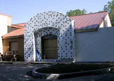 Project gallery architectural sheetmetal products for Kosco fuel