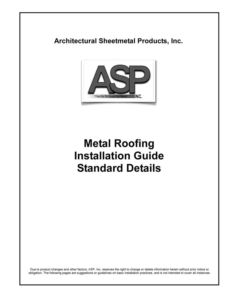 Installation guides architectural sheetmetal products metal roofing installation guide for standard details sciox Image collections
